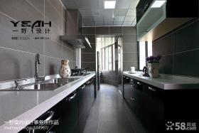 2013厨房集成吊顶效果图图片