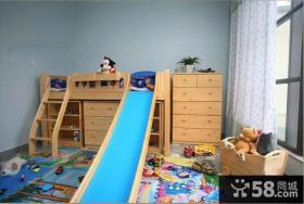 家庭装修小户型儿童房图片大全