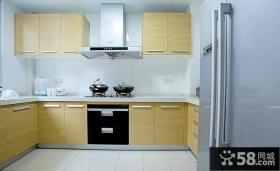 优雅简约厨房设计