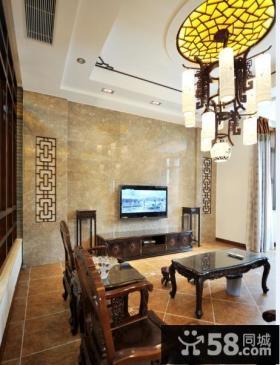 中式古典装饰客厅