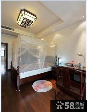 古典中式卧室欣赏