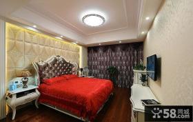 复古欧式卧室设计欣赏