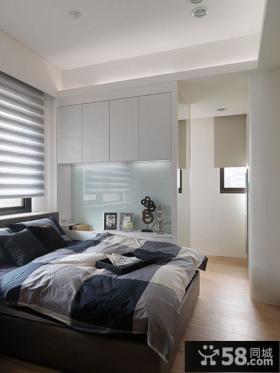 现代风格家居卧室设计装修效果图