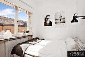 50平小户型卧室装修效果图大全2012