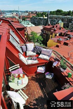 家装2平米设计阳台图片