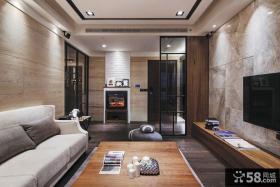 经典现代风格室内设计效果图