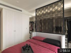 后现代风格卧室装饰效果图