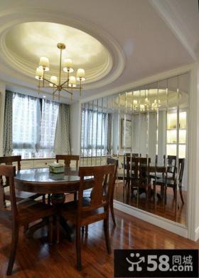 宜家欧式风格餐厅设计