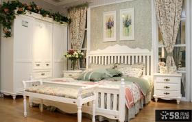韩式田园风格卧室