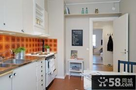 40超平小户型客厅装修效果图大全2014图片