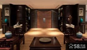中式古典风格别墅装潢