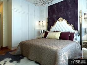 优质欧式风格主卧室装修效果图大全2013图片欣赏