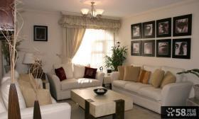 小户型客厅简单装修效果图