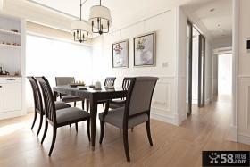 现代风格三室两厅设计图片大全欣赏