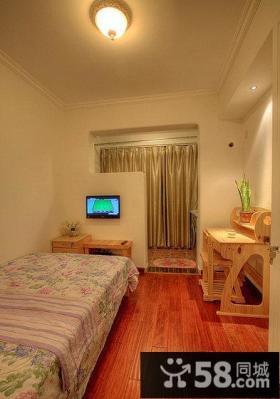 韩式田园风光卧室设计
