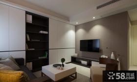 简约两室一厅家居设计图片欣赏