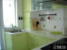 小户型厨房装饰效果图片