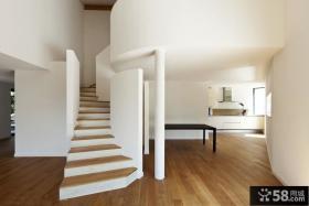 室内楼梯设计图片大全欣赏
