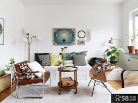 北欧风格小户型家装设计效果图