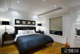 中式风格现代别墅室内装修效果图