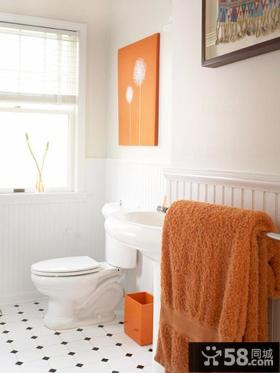 小卫生间装修效果图 4平米小户型卫生间装饰