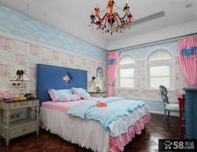 地中海风格别墅室内装修效果图片