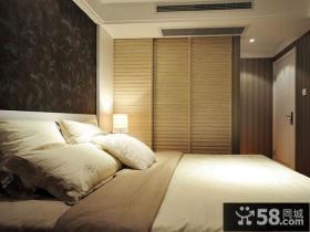 简约韩式卧室装修设计