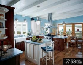 地中海建筑风格厨房设计图片