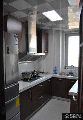小厨房集成吊顶效果图