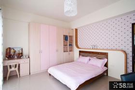 2015现代风格复式家居卧室装修图片