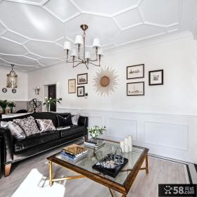 优质现代风格三居室室内设计效果图片