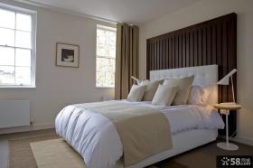 现代简约设计时尚卧室图片欣赏