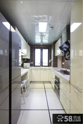 家装厨房集成吊顶效果图欣赏
