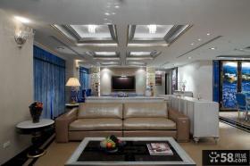 顶级别墅室内装修效果图