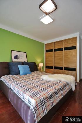 现代公寓室内卧室设计效果图片欣赏