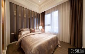 时尚精美现代卧室布置装潢