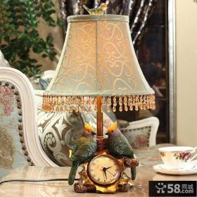欧式风格卧室灯具图片大全