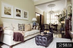 小户型客厅装修风格图片
