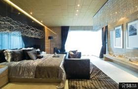 现代风格20平米卧室装修图