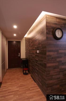 家庭装修设计玄关效果图大全