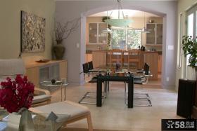 小户型家庭客厅装修效果图