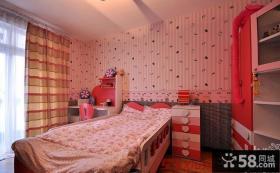 韩式田园风格装修卧室