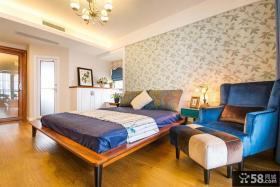 家居田园设计卧室欣赏